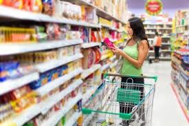 Cliente em um Supermercado