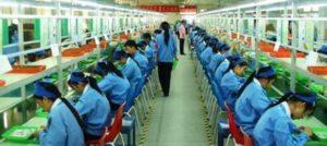 linha-de-montagem-na-china