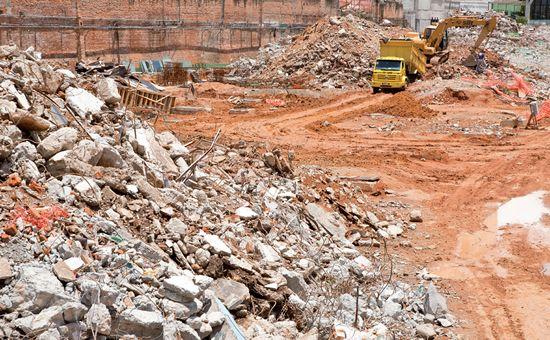 RCC - Resíduo da Construção Civil